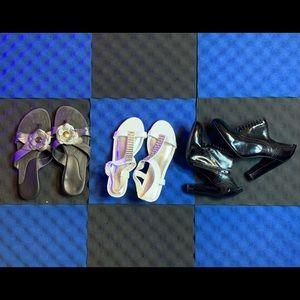 Women's heels bundle
